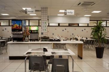 CTM cafeteria